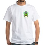 McSwiney White T-Shirt
