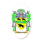 McSweeney Oval Car Magnet