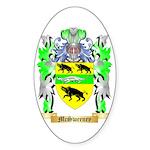 McSweeney Sticker (Oval 10 pk)