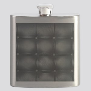 Leather Sofa Texture Flask