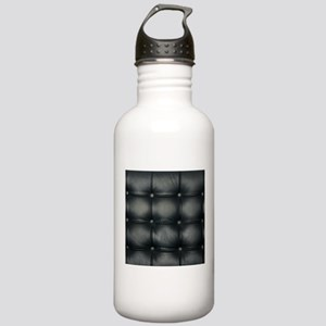 Leather Sofa Texture Sports Water Bottle