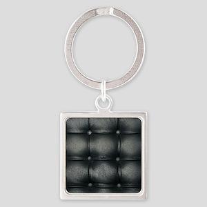 Leather Sofa Texture Keychains