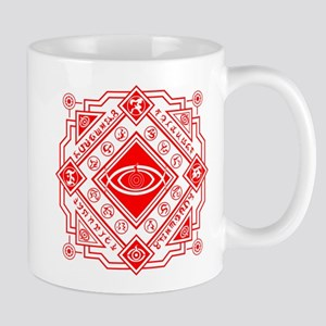 Kamen Rider Club Ghost Seal Red Mugs