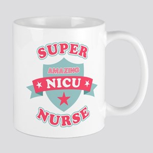 Super NICU Nurse Mug