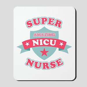 Super NICU Nurse Mousepad
