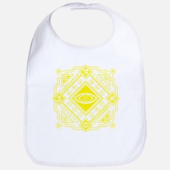Kamen Rider Club Ghost Seal Yellow Bib