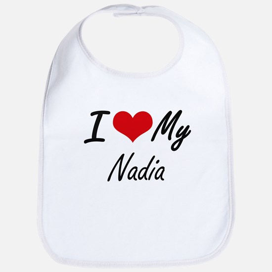 I love my Nadia Bib