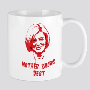 Mother Knows Mugs