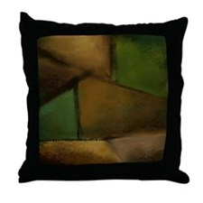 Terra Tactile Throw Pillow