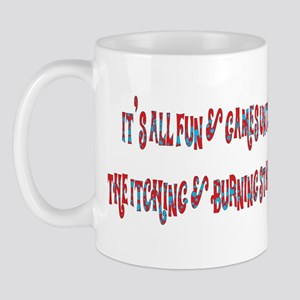 fun & games Mug