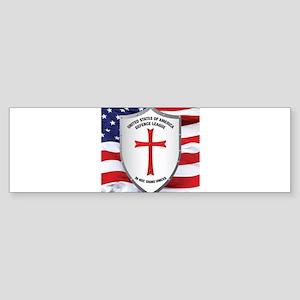 USADL Bumper Sticker