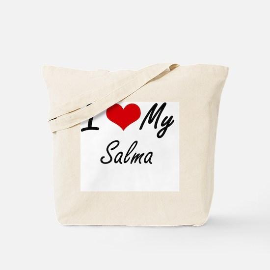 Unique Salma Tote Bag