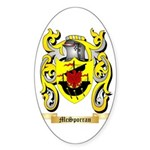 McSporran Sticker (Oval 50 pk)