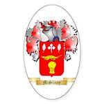 McSliney Sticker (Oval 10 pk)