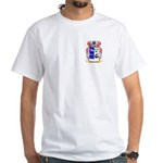 McSheehy White T-Shirt