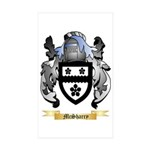 McSharry Sticker (Rectangle 50 pk)