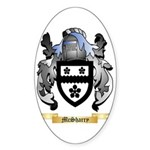 McSharry Sticker (Oval 50 pk)