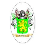McShane Sticker (Oval 50 pk)