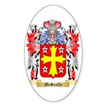 McScally Sticker (Oval 50 pk)