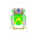 McRobin Sticker (Rectangle 50 pk)