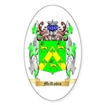 McRobin Sticker (Oval)