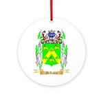 McRobin Round Ornament