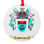 McReavy Round Ornament