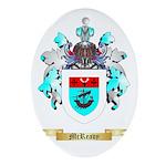 McReavy Oval Ornament
