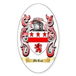 McRae Sticker (Oval 50 pk)