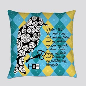 Key Of Glory Everyday Pillow