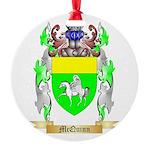 McQuinn Round Ornament