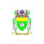 McQuinn Sticker (Rectangle 10 pk)