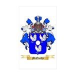 McQuilly Sticker (Rectangle 50 pk)