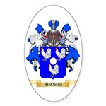 McQuilly Sticker (Oval)
