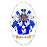 McQuilly Sticker (Oval 50 pk)