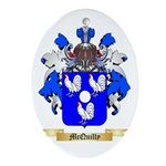 McQuilly Oval Ornament