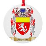 McQuillan Round Ornament
