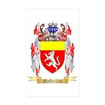 McQuillan Sticker (Rectangle 50 pk)