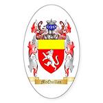 McQuillan Sticker (Oval 10 pk)