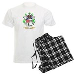 McQuiggan Men's Light Pajamas