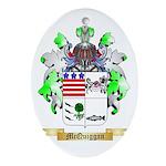 McQuiggan Oval Ornament