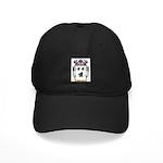 McQueen Black Cap