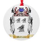 McQueen Round Ornament