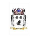 McQueen Sticker (Rectangle 10 pk)