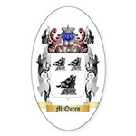 McQueen Sticker (Oval 10 pk)