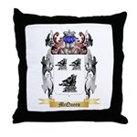McQueen Throw Pillow