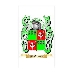 McQuarrie Sticker (Rectangle 10 pk)