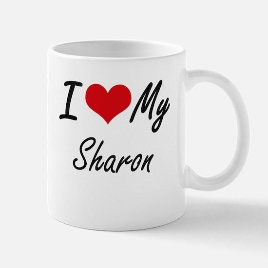 I love my Sharon Mugs