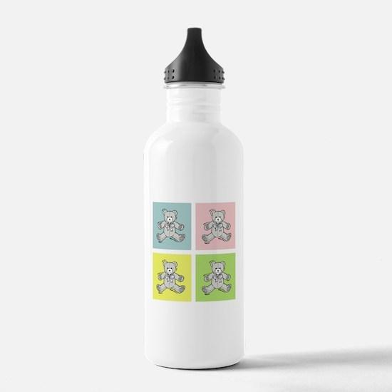 CUDDLY BEARS Water Bottle