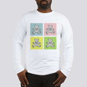 CUDDLY BEARS Long Sleeve T-Shirt